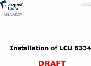Vingcard Manual