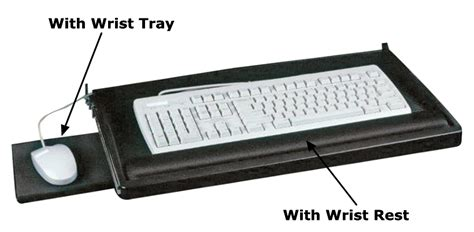 under desk keyboard tray no screws keyboard tray under desk canada bestar hton corner