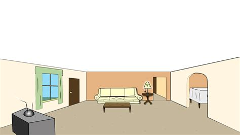 Room Drawing Clipart by Room Clipart Pencil And In Color Room Clipart