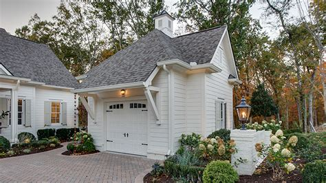 Southern Living Garage Plans by Grove Manor Garage Southern Living House Plans