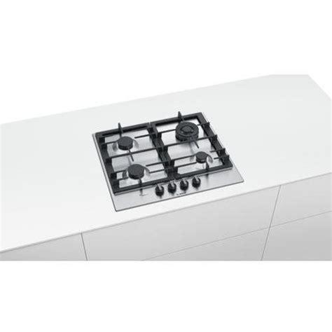 Piano Cottura 5 Fuochi 60 Cm by Bosch Pch6a5b90 Piano Cottura A Gas 60 Cm 4 Fuochi Colore