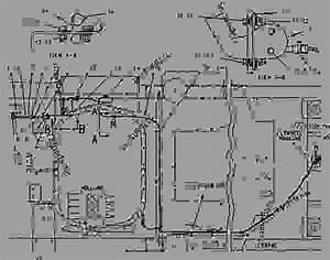 7i3410 Wiring Group-3 Point Hitch - Challenger Caterpillar 75d