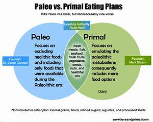 What Is The Difference Between Paleo And Primal