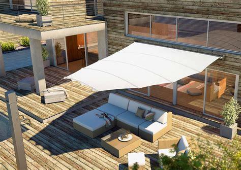 Sonnensegel Für Terrasse by Balkon Sonnenschutz Bilder Ideen