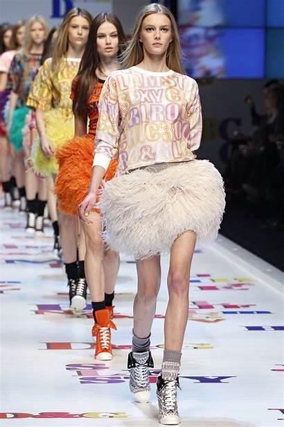 Models Catwalk Flawless Butt Clothes Legs Feet