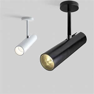 Spot à Led : picture light led spotlights tracking led spot lamp indoor surface mounted wall spotlight ~ Melissatoandfro.com Idées de Décoration