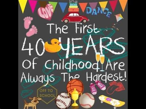 Happy 40th Birthday To My Best Friend Youtube