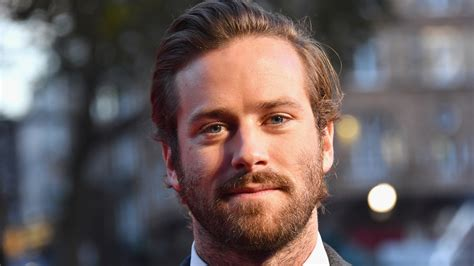 The Truth About Why Armie Hammer Is Turning Heads