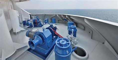 Boat Mooring Winch by Anchor Windlass Mooring Winches Ymv Winch
