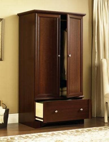Wardrobe Storage Cabinet Furniture by Wardrobe Storage Closet Armoire Cabinet Bedroom Furniture