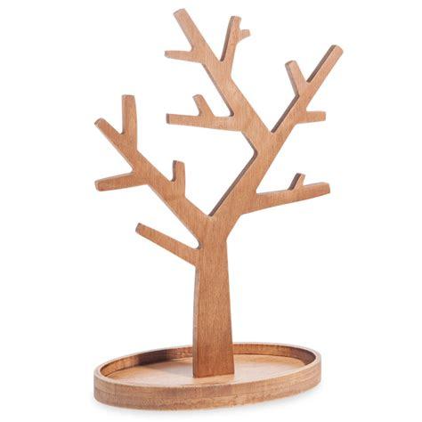 porte bijoux maison du monde porte bijoux en bois h 30 cm escoba tree maisons du monde