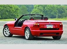 198891 BMW Z1 Munich's plastic roadster blazed a t