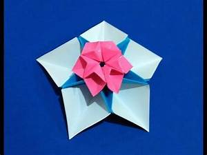 42 best images about Origami flowers on Pinterest Paper