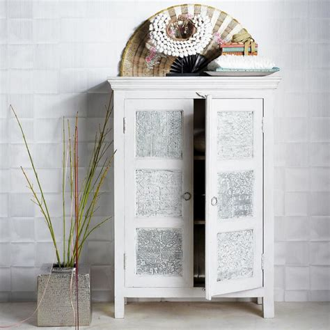 armoire indienne blanche udaipur mdm exotic pinterest