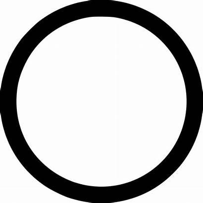 Circle Round Icon Empty Svg Function Onlinewebfonts