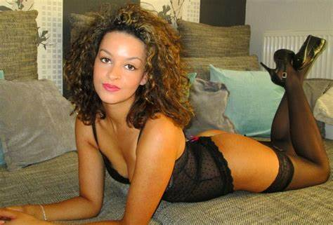 Curly Supple With Big Fake Wallpaper Marica Brunette, Exotic, German, Home Girls