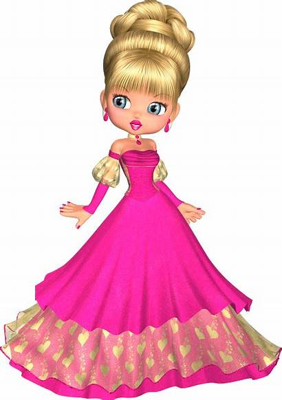 Clipart Doll Dolls Tubes Psp Januari Transparent