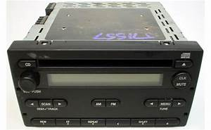 2004-2005 Ford Ranger Factory Am  Fm Radio Cd Player