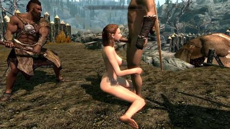 Perils Of Escaped Skyrim Slavegirl 19 Hd Porn 2a