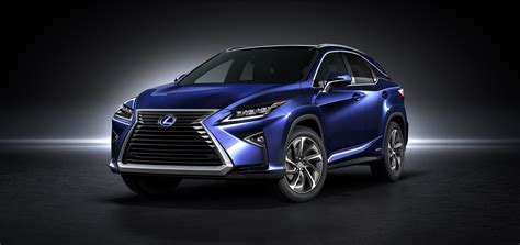 lexus rx suv full price list revealed carbuyer