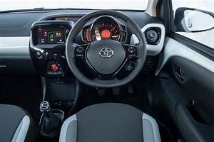 Aygo X-style Interior And Details  2017 - 2018