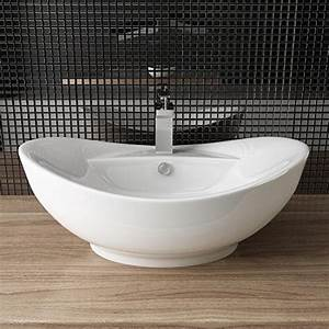Waschtisch Für Gäste Wc : design keramik waschtisch aufsatz waschbecken waschplatz f r badezimmer g ste wc a82 ~ Yasmunasinghe.com Haus und Dekorationen