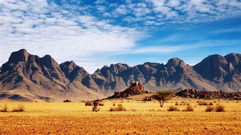 Desert Beautiful Landscape Wallpapers