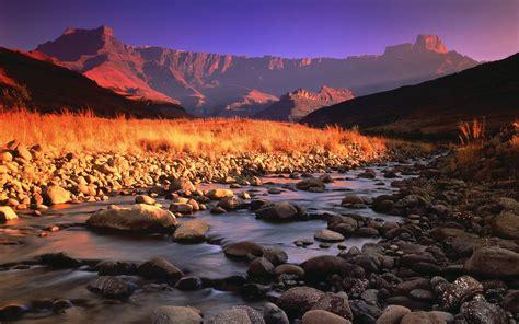 Marakele National Park South Africa Landscape Hd Wallpaper
