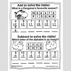 Grade 1 Math Power Workout  Free Sample