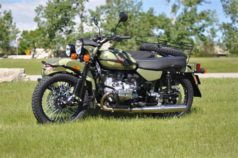 Gear Up Image by 2017 Ural Gear Up Woodland Camo Sold
