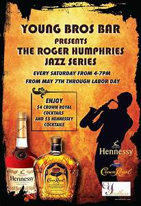 YOUNG BROTHERS BAR PRESENTS THE ROGER HUMPHRIES JAZZ ...
