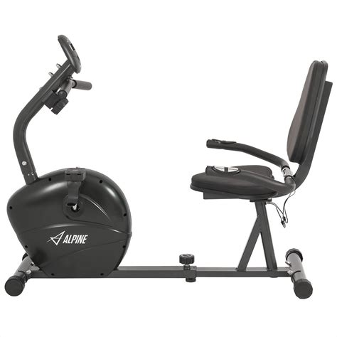Akonza Magnetic Resistance Recumbent Exercise Bike Display ...