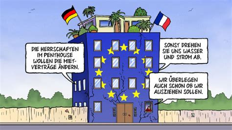 Europäisches Haus Von Harm Bengen  Politik Cartoon Toonpool