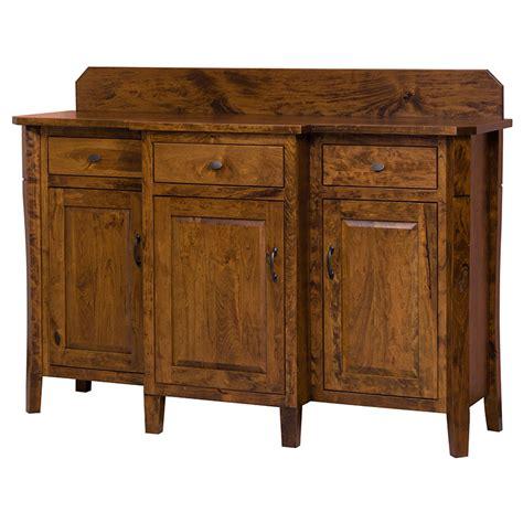 canterbury credenza canterbury sideboard shipshewana furniture co