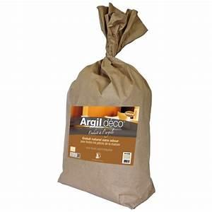 Terre Végétale En Sac : enduit d 39 argile en sac de 12 5 kg plus facile ~ Dailycaller-alerts.com Idées de Décoration