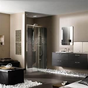 ambiance spa dans la salle de bains cote maison With ambiance salle de bains