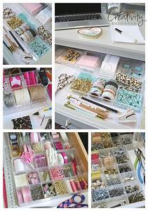 Creative, Drawer, Organizing, Tips, And, Products