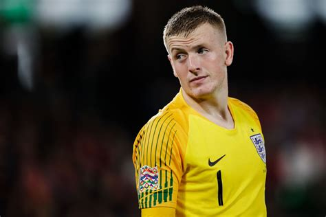 Pickford bounced back from England mistake with Everton ...