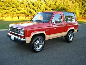 1987 Ford Bronco Ii Eddie Bauer   Bronco Ii Corral