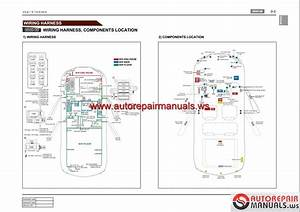 Ssangyong Actyon C145 2008 07 Service Manuals And Electric
