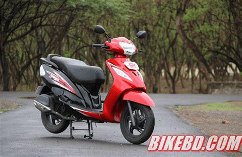 after budget tvs motorcycle price in bangladesh 2017 bikebd