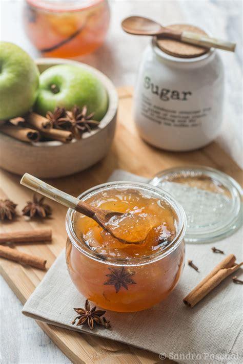 addict cuisine apple spices jam cuisine addict