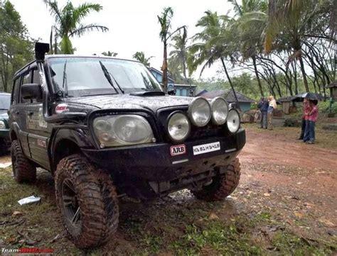 Mahindra Scorpio 4x4 Custom 2  Baiju B S Pinterest