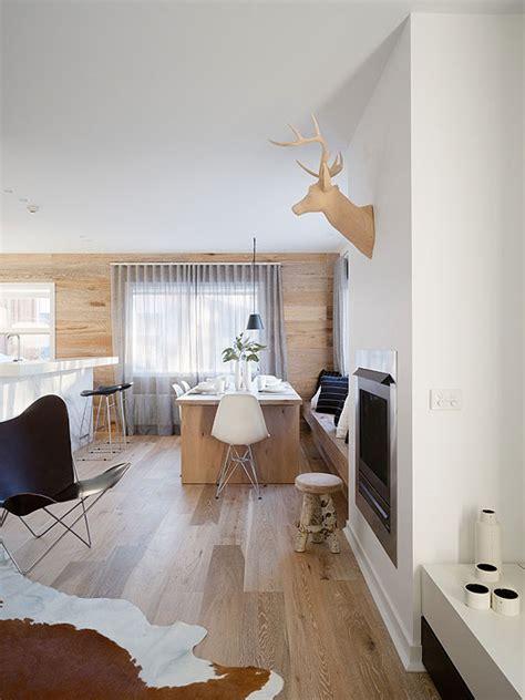 beautiful oak floor  wall paneling vertical home garden
