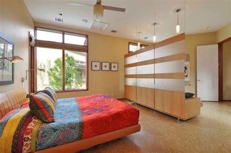 separation chambre 10 idées pour séparer la chambre à coucher des autres
