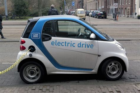 Small Electric Cars by You Can Illuminate The Side Of The World