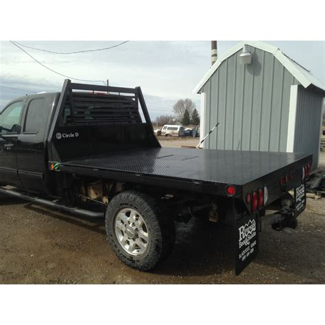 flatbed beds circle d flat bed circle d flatbeds bumpers