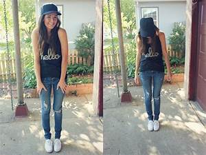 BASEBALL GAME OUTFIT - Katie Did What