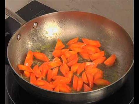 technique de cuisine glacer des legumes