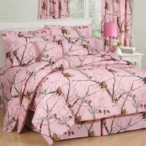 Pink Camouflage Bedding by Realtree Ap Pink Camo Comforter Set Sheets Bed In